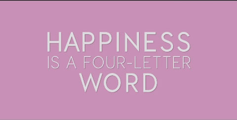 Happiness Is A Four Letter Word FC Hamman Films