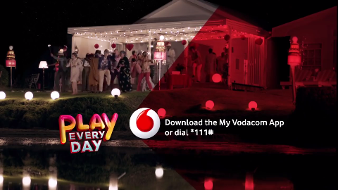 Vodacom Play Commercial FC Hamman Films