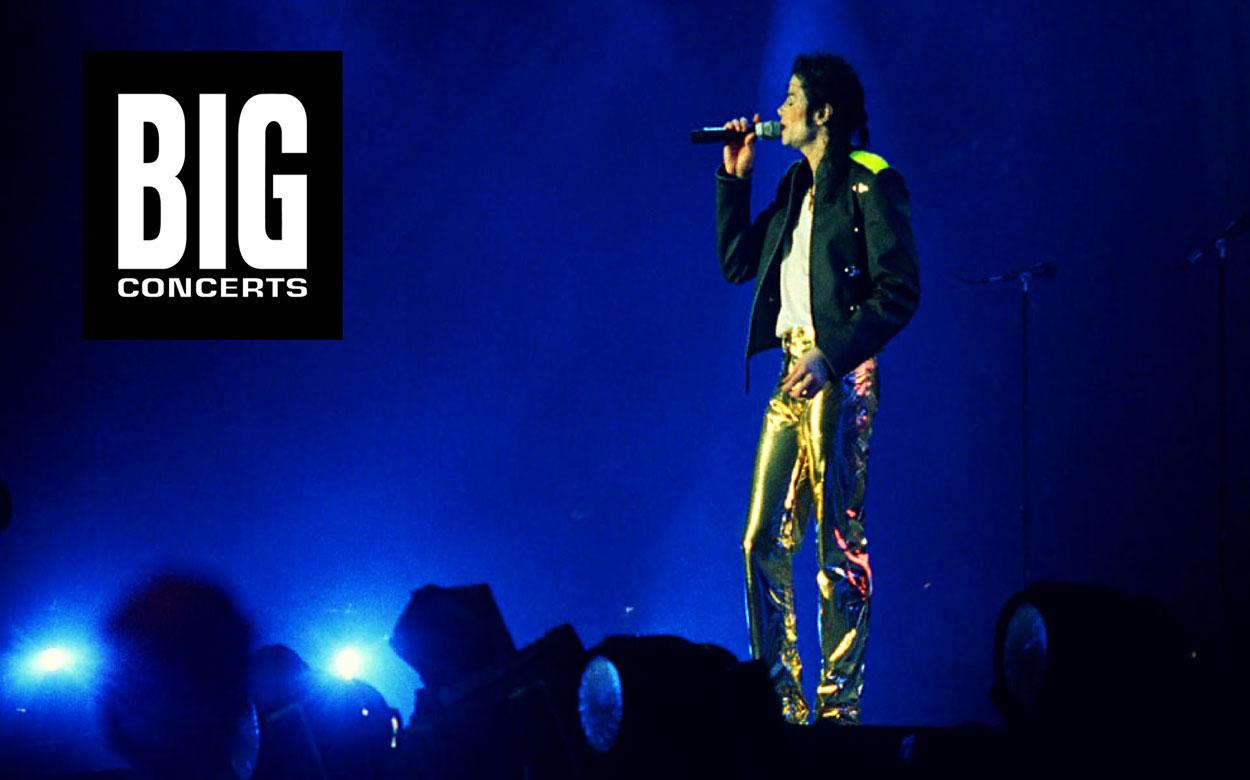 Michael Jackson Big Concerts FC Hamman Films