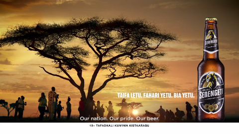 Serengeti Lager Commercial FC Hamman Films