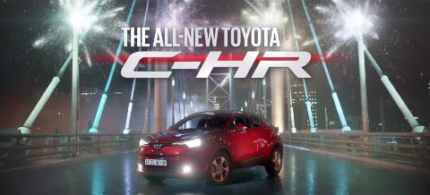 Toyota CHR-Commercial FC Hamman Films